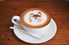 Dzień dobry kawa Zdjęcia Stock