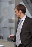 dzień dobry kawy Zdjęcie Stock