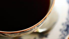 dzień dobry kawy Obrazy Royalty Free