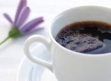 dzień dobry kawy Obraz Royalty Free