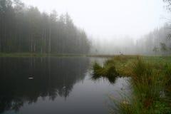 dzień dobry lake Zdjęcie Stock