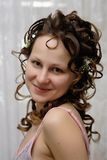 dzień dobry ślub panny młodej Zdjęcie Stock