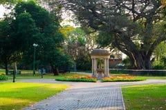 dzień dobry ogród Zdjęcie Royalty Free