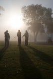 dzień dobry w golfa Zdjęcia Royalty Free