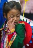 dzień edukacja Peru Zdjęcie Royalty Free
