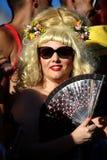 16 dzień homoseksualna marszu duma Obraz Stock