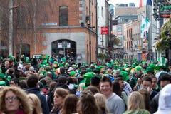 dzień irlandczyk s Obrazy Royalty Free