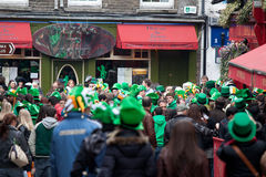 dzień irlandczyk s Zdjęcie Stock