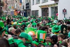 dzień irlandczyk s Obraz Stock