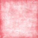 dzień karciani valentines Fotografia Royalty Free