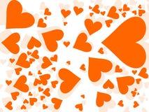 dzień karciani valentines Obraz Stock