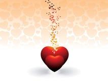 dzień karciani valentines Zdjęcie Royalty Free
