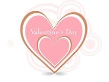 dzień karciani valentines Obraz Royalty Free