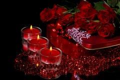 dzień karciany valentine s Zdjęcia Royalty Free