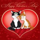 dzień karciany valentine s ilustracja wektor