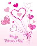 dzień karciany valentine s Fotografia Royalty Free