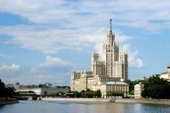 dzień lata Moscow miasta Obraz Royalty Free