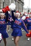 dzień London nowy parady s rok Zdjęcie Royalty Free