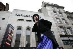 dzień London nowy parady s rok Obrazy Stock