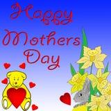 dzień matki Obrazy Royalty Free