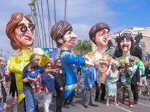 dzień otwarcia przy San Diego jarmarkiem zdjęcia stock