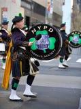 dzień parady Patrick s st Obraz Royalty Free