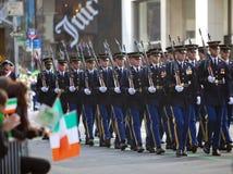 dzień parady Patrick s st Zdjęcie Royalty Free