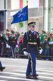 dzień parady Patrick s st Zdjęcia Stock