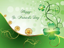 dzień Patrick s st Obrazy Royalty Free