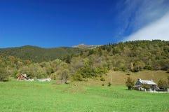 dzień pogodny krajobrazowy halny obrazy royalty free