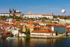 dzień Prague Zdjęcie Stock