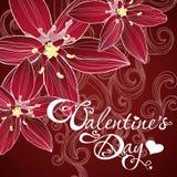 dzień samochodowy valentine s ilustracji
