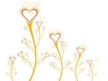 dzień serc romantyczny s valentine Zdjęcie Royalty Free