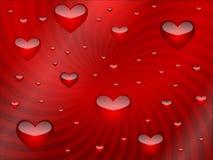 dzień valentine Obraz Royalty Free
