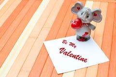 dzień valentine Zdjęcia Royalty Free