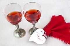 dzień valentine Zdjęcie Stock