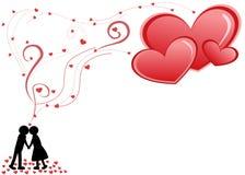 dzień valentine Obrazy Royalty Free