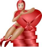dzień valentine s Obraz Royalty Free