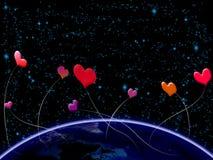 dzień valentines Zdjęcia Royalty Free