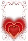 dzień valentines Zdjęcia Stock