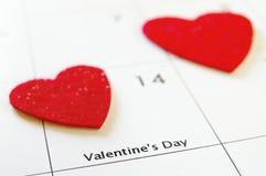 dzień valentines Fotografia Royalty Free