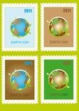 dzień ziemia Zdjęcia Stock