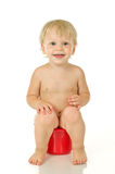 dzieciństwo szczęśliwy Obraz Stock