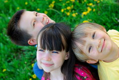 dzieci Zdjęcia Stock