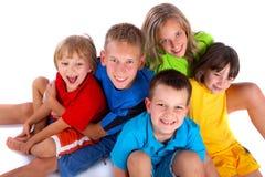 dzieci Fotografia Royalty Free
