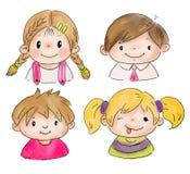 Dzieci ilustracja wektor