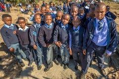 dzieci afryki Zdjęcie Royalty Free