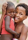 dzieci afryki Obraz Royalty Free