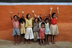 dzieci bawią się s Zdjęcie Stock
