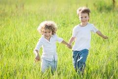 Dzieci bawić się obrazy royalty free